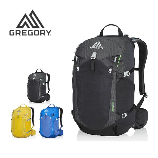 GREGORY グレゴリー シトロ30 バッグ リュック バックパック デイパック ハイドレーションシステム ハイキング トレッキング 登山 軽量 コンパクト メンズ 男性用