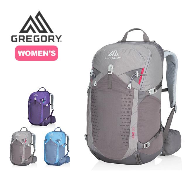 GREGORY グレゴリー ジュノー30 バッグ リュック バックパック デイパック ハイドレーションシステム ハイキング トレッキング 登山 軽量 コンパクト レディース ウィメンズ 女性用 女性専用