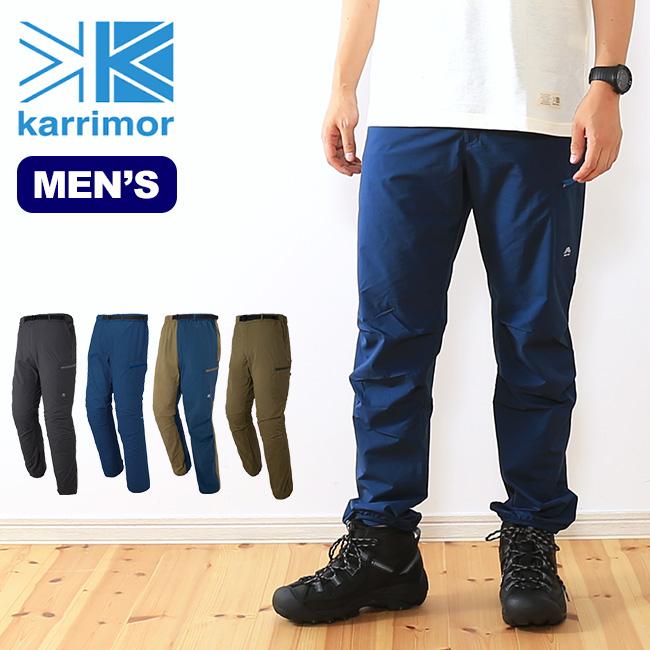 ロングパンツ 17FW パンツ パンツ フリースパンツ ボトムス 【送料無料】 ロナ メンズ karrimor rona pants カリマー