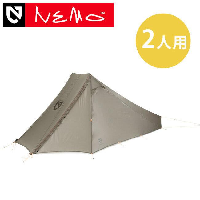 ニーモ スパイク 2P NEMO SPIKE™ 2P 【送料無料】 NM-SPK-2P シェルター テント ポール2本 17FW