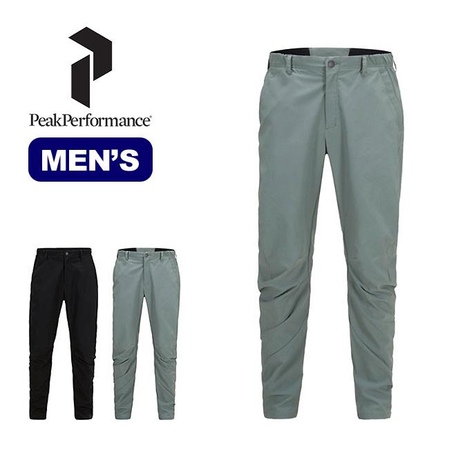ピークパフォーマンス シビルパンツ PeakPerformance MEN'S CIVIL PANTS メンズ ランニング ロングパンツ アウトドア キャンプ 男性
