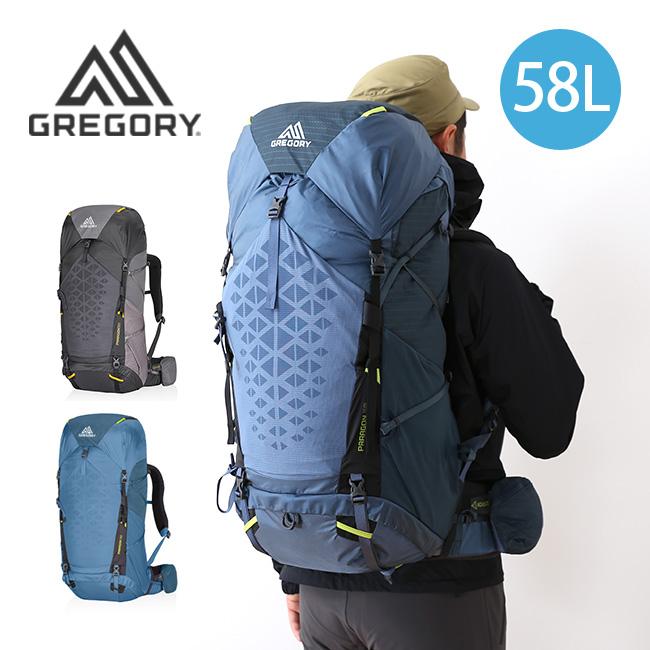 グレゴリー パラゴン58 GREGORY PARAGON 58 バッグ ザック リュック バックパック 登山用 58L <2018 秋冬>