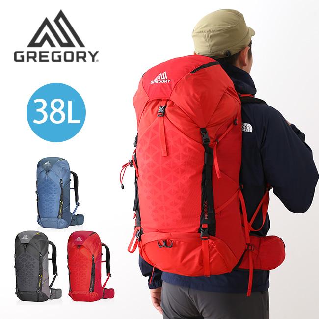 GREGORY PARAGON 38 グレゴリー パラゴン38 バッグ ザック リュック バックパック <2018 秋冬>