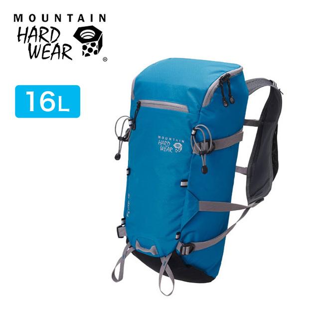 マウンテンハードウェア Mountain Hardwear フリューイッド16 バックパック リュックサック ベストパック ベスト型 ハイドレーション対応 16L ランニング トレイルラン OE0247