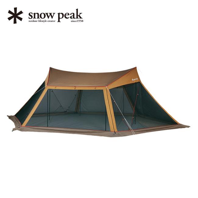 スノーピーク カヤード 【送料無料】 【正規品】snow peak シェルター アウトドア キャンプ TP-400