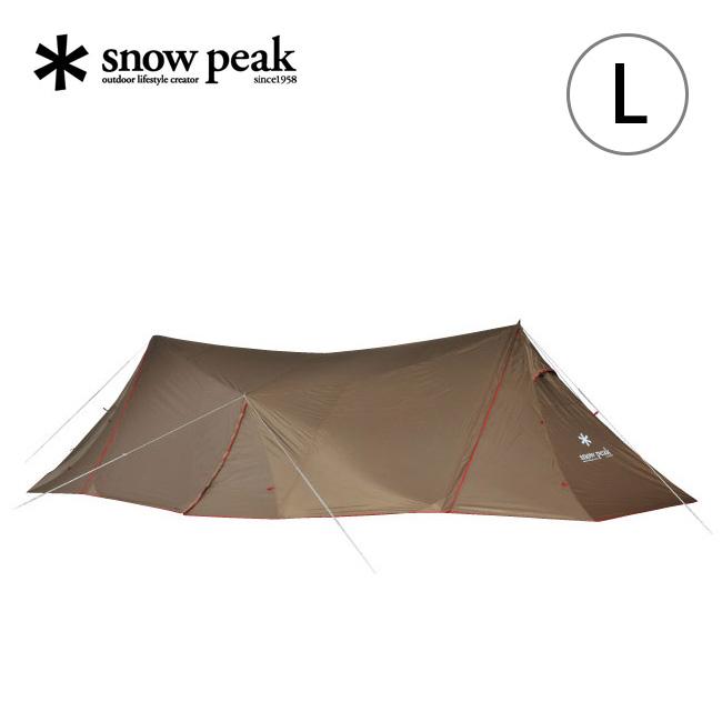 スノーピーク ランドステーションL 【送料無料】 【正規品】スノーピーク テント snow peak シェルター アウトドア キャンプ TP-820 ファミリー 家族