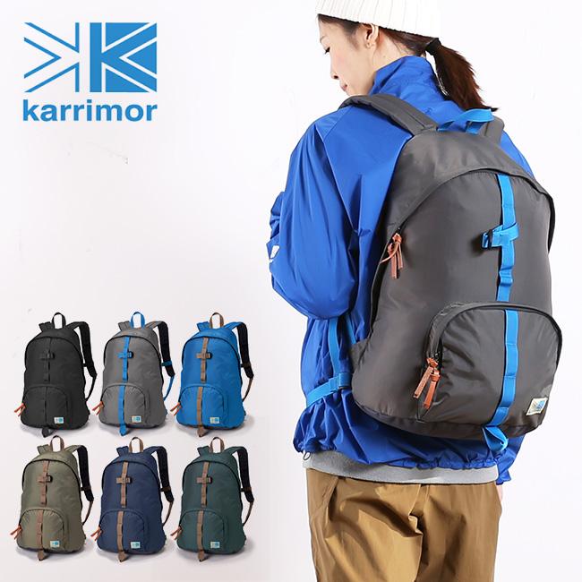 karrimor カリマー VTディパック CL メンズ レディース リュック リュックサック バックパック ザック デイパック ハイキング トレッキング 登山 男女兼用 17FW