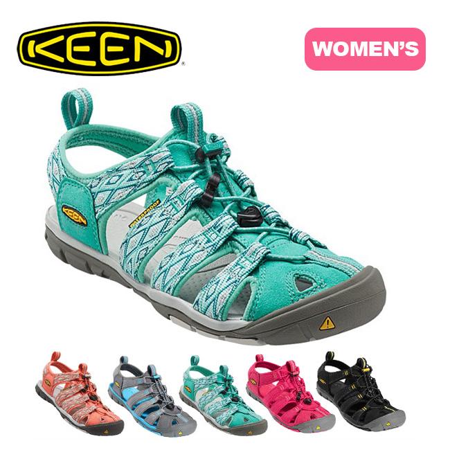 キーン KEEN クリアウォーターCNX ウィメンズ サンダル 靴 ストラップサンダル レディース キャンプ フェス レジャー 野外 アウトドア スポーツ