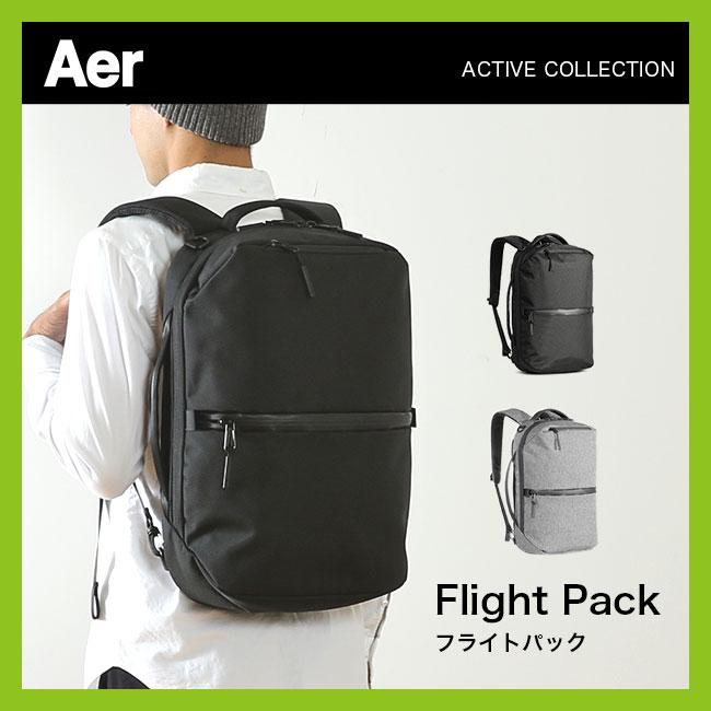 エアー フライトパック Aer Flight Pack バックパック リュック デイパック ショルダーバッグ ブリーフケース 旅行 トラベル <2018 春夏>