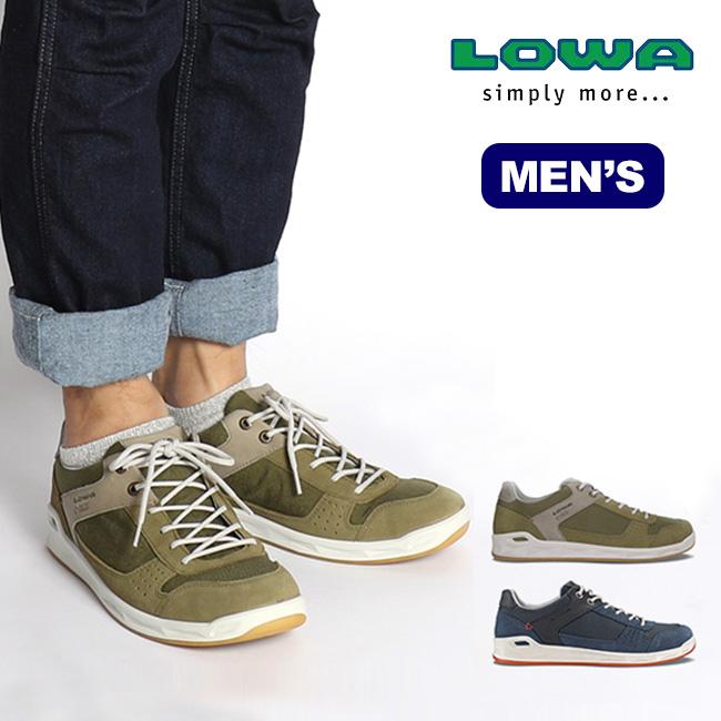 ローバー LOWA サンルイス ゴアテックス 【送料無料】 靴 シューズ カジュアル ヌバックレザー レザー 防水 透湿 GTX トラベル 旅行 タウン デイリーユース デイリー おしゃれ メンズ 男性