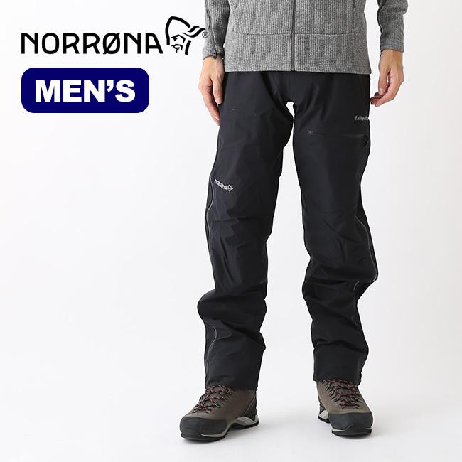 ノローナ フォルケティン ゴアテックスパンツ メンズ Norrona falketind Gore-Tex Pants ボトムス パンツ ロングパンツ シェル レインウェア 1808-17 <2018 秋冬>