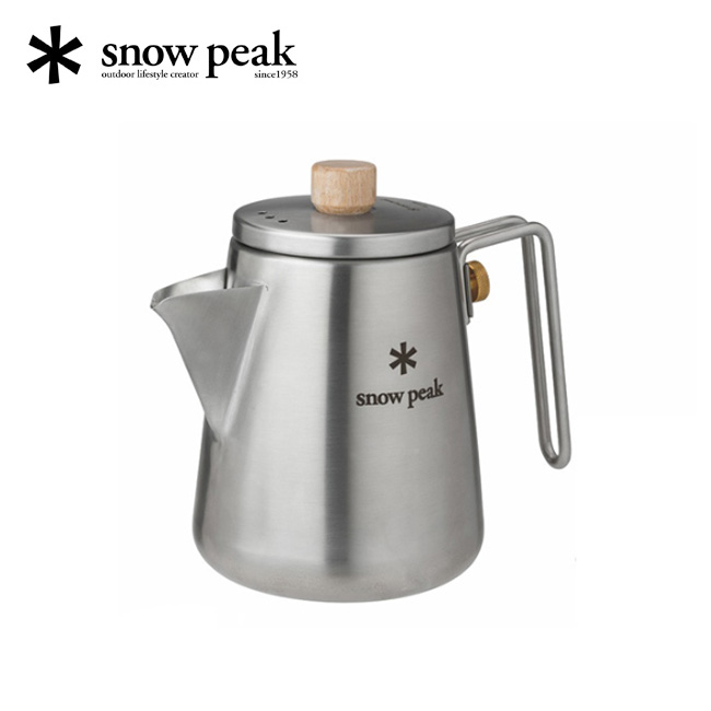 スノーピーク フィールドバリスタケトル snow peak Field Barista Kettle コーヒー 調理器具 ケトル やかん カフェ バリスタシリーズ CS-115 <2018 春夏>