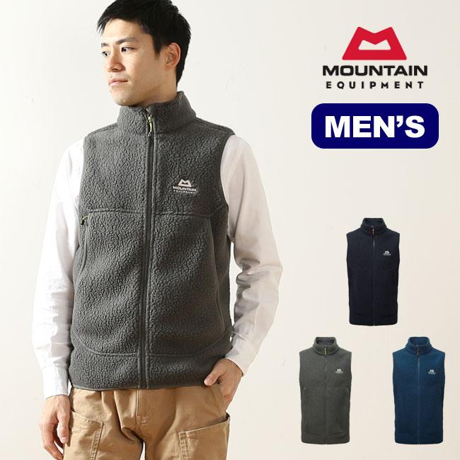 マウンテンイクイップメント モレロベスト MOUNTAIN EQUIPMENT Moreno Vest メンズ 【送料無料】 ベスト チョッキ フリース 17FW