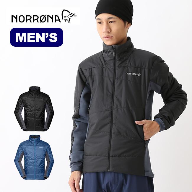 ノローナ フォルケティン プリマロフト60ジャケット メンズ Norrona falketind PrimaLoft60 Jacket ジャケット アウター <2018 秋冬>