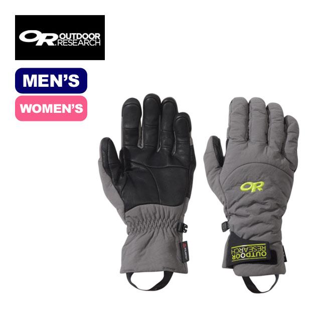 アウトドアリサーチ ロードスターセンサーグローブ OUTDOOR RESEARCH Lodestar sensor gloves メンズ レディース ユニセックス 男女兼用 【送料無料】【正規品】ロードスター センサー グローブ 3D 手袋 ウインタースポーツ 17FW
