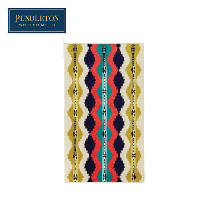 ペンドルトン オーバーサイズジャガードバスタオル PENDLETON  Oversized Jacquard Towels 【送料無料】 タオル バスタオル コットン アメリカンサイズ