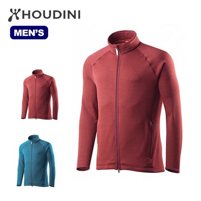 フーディニ HOUDINI メンズ アウトライトジャケット Mens Outright Jacket トップス ジャケット アウター ミッドレイヤー ミドルレイヤー フリース 225954 17FW