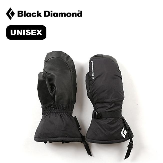ブラックダイヤモンド スーパーライトミット Black Diamond SUPER LIGHT MITTS メンズ レディース グローブ 手袋 ミット シングルミトン ミトン BD73131 <2018 秋冬>