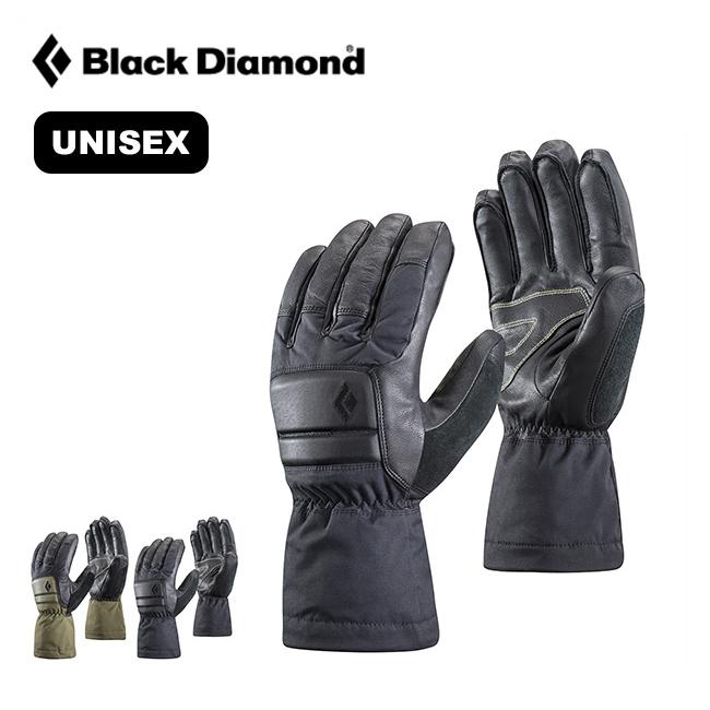 ブラックダイヤモンド スパークパウダー Black Diamond SPARK POWDER ユニセックス メンズ レディース グローブ 手袋 オーバーカフ ゴアテックス レザー BD75182 <2018 秋冬>