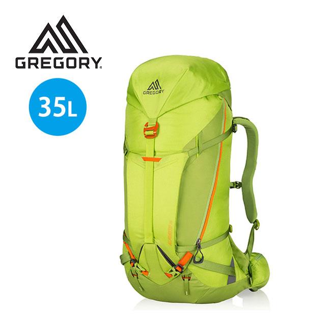 グレゴリー アルピニスト35 GREGORY ALPINISTO 35 リュック ザック バックパック アルパインバック 35L 登山用 <2018 春夏>