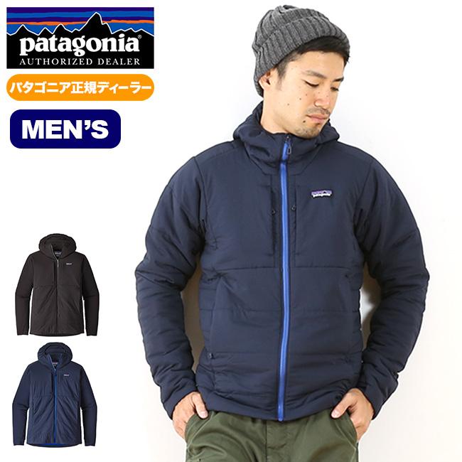 パタゴニア メンズナノエアーフーディ patagonia nano air hoody  フーディ フーディー ジャケット アウター ジャケット 耐久 耐摩耗 保温 防寒 伸縮トレッキング タウンユース 84365  17FW