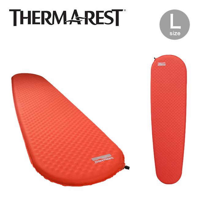 サーマレスト プロライトプラス L ポピー THERM-A-REST ProLite Plus L メンズ レディース マット マットレス エアマット <2019 春夏>
