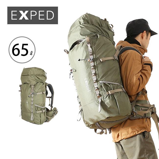 エクスペド エクスペディション 65 EXPED Expedition 65 【送料無料】 リュックサック 41L~ 17FW