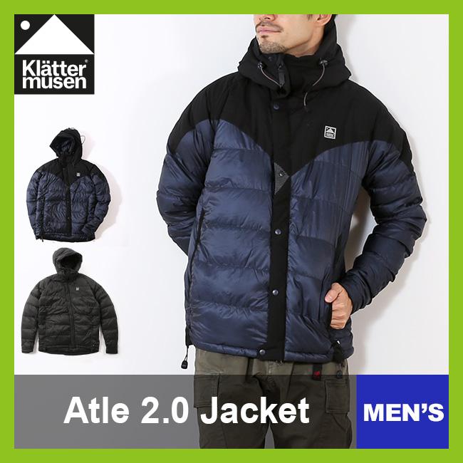 クレッタルムーセン アトレ2.0ジャケット メンズ KLATTERMUSEN Atle 2.0 Jacket mens 【送料無料】 ジャケット アウター ダウン ダウンジャケット 17FW