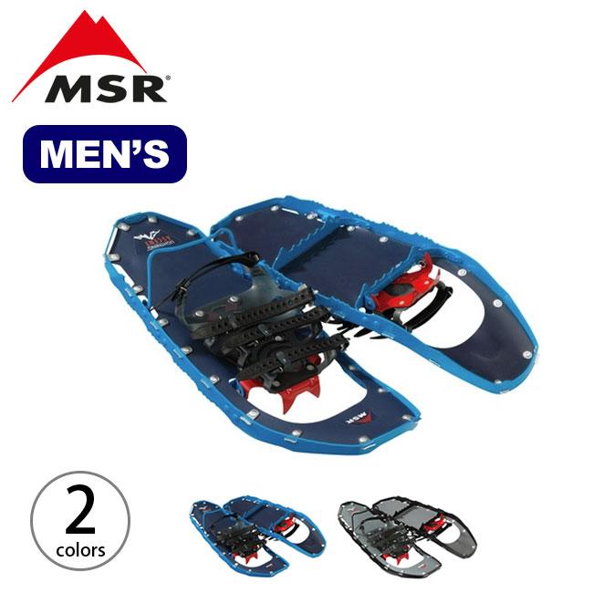 【キャッシュレス 5%還元対象】エムエスアール ライトニングアッセント MSR LIGHTNING™ ASCENT メンズ スノーシュー アッセント 雪上歩行 雪靴 <2018 秋冬>