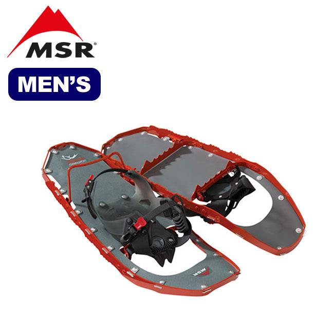 エムエスアール ライトニングエクスプローラー MSR LIGHTNING™ EXPLORE メンズ スノーシュー アッセント 雪上歩行 雪靴 <2018 秋冬>