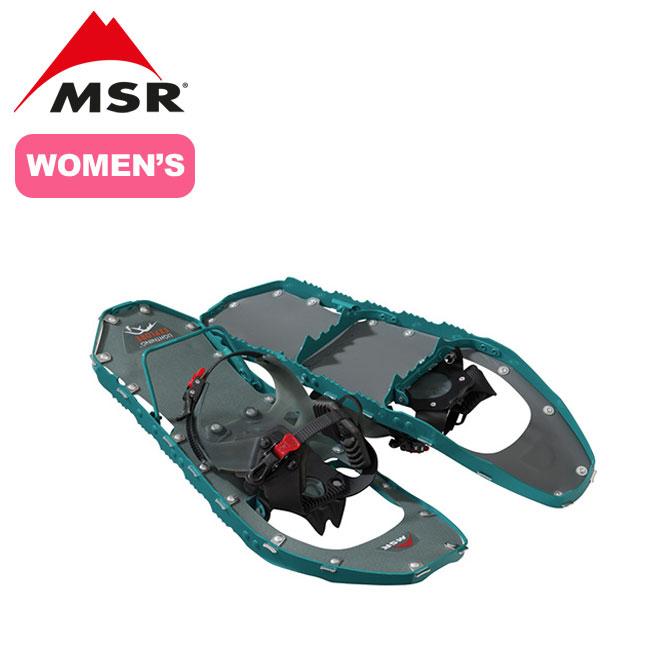 エムエスアール ライトニングエクスプローラー 【ウィメンズ】 MSR Lightning Explore レディース スノーシュー アッセント 雪上歩行 雪靴 <2018 秋冬>