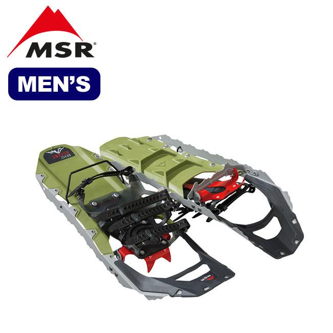エムエスアール REVOアッセント MSR REVO™ ASCENT メンズ スノーシュー アッセント 雪上歩行 雪靴 <2018 秋冬>