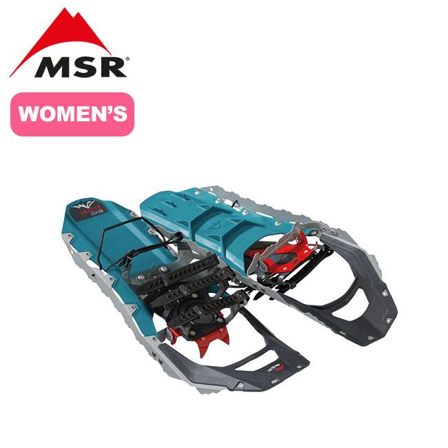 エムエスアール REVOアッセント MSR REVO™ ASCENT 【ウィメンズ】 レディース スノーシュー アッセント 雪上歩行 雪靴 <2018 秋冬>