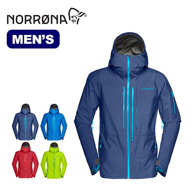 ノローナ ロフォテン ゴアテックス プロジャケット メンズ Norrona lofoten Gore-Tex Pro Jacket 【送料無料】 ジャケット シェルジャケット アウター 17FW