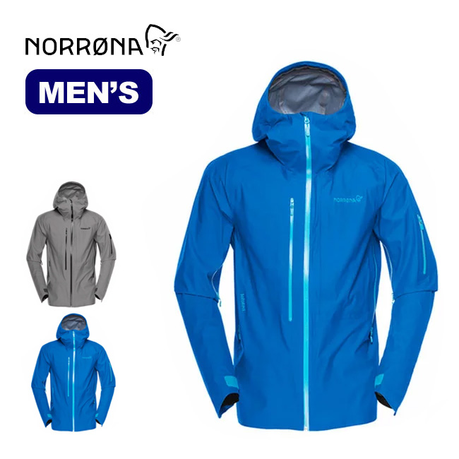 ノローナ ロフォテン ゴアテックス ライトジャケット メンズ Norrona lofoten Gore-Tex Active Jacket メンズ レディースハードシェル ジャケット  17FW