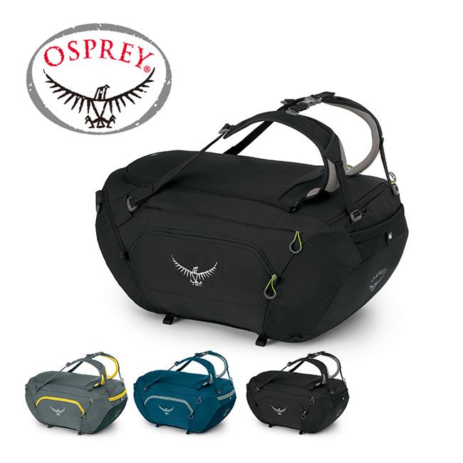 オスプレー ビックキット 75 OSPREY BIGKIT 75 ダッフル バッグ ボストン ショルダー メッセンジャー トラベルバッグ ジムダッフル OS55191 <2019 春夏>