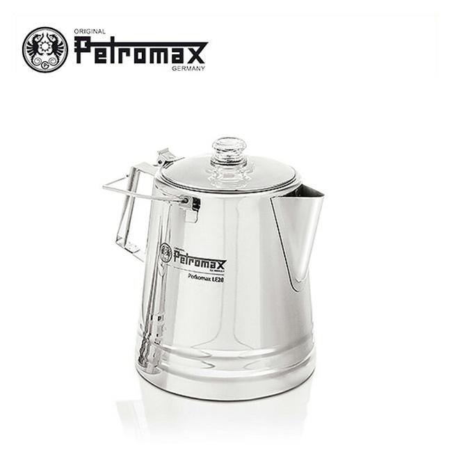 ペトロマックス パーコレーターステンレス le28 PETROMAX Percolator Stainless le28 やかん ケトル 17FW
