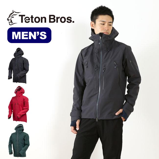 ティートンブロス TB ジャケット メンズ TetonBrosTB Jacketジャケット シェル TB173-01M  17FW