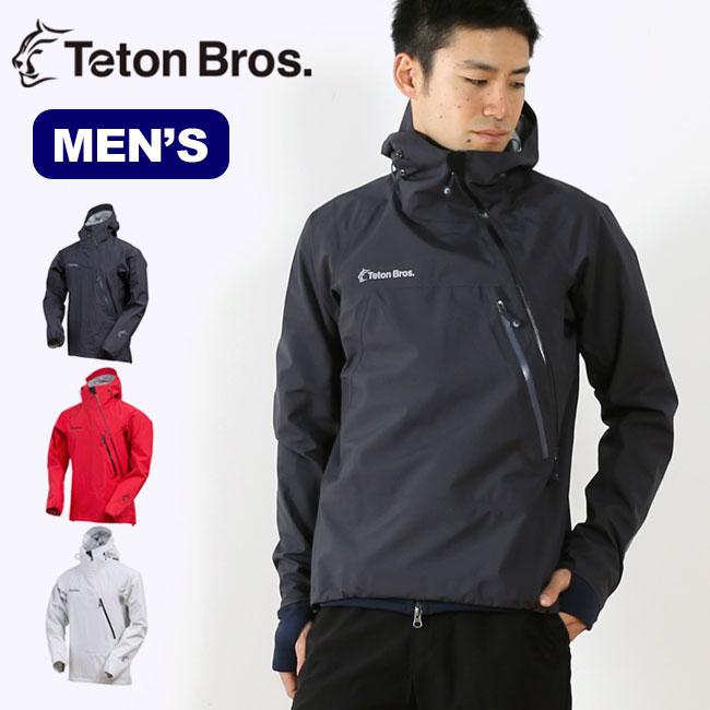 ティートンブロス ツルギライトジャケット TetonBros Tsurugi Lite Jacket【送料無料】メンズ ジャケット シェル TB171-05M