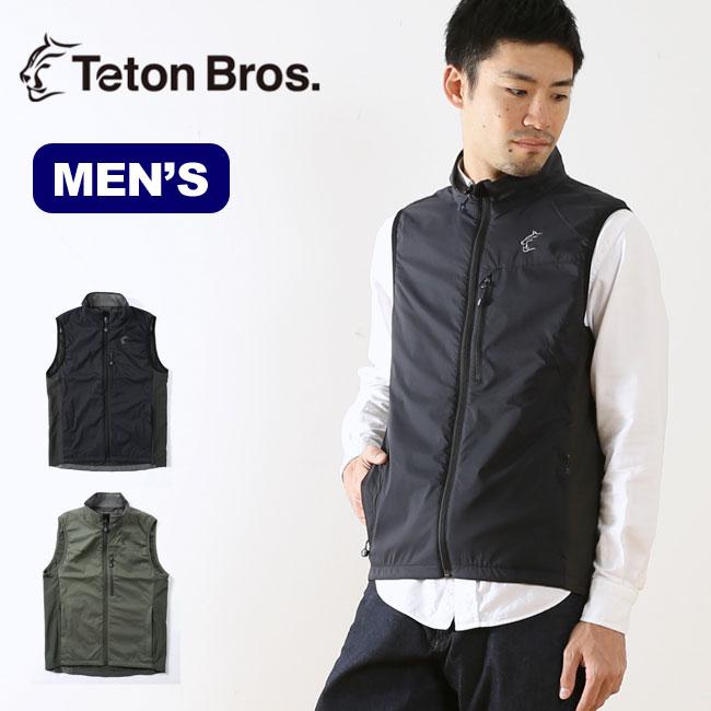 ティートンブロス アルファベスト TetonBros Alpha Vest 【送料無料】 メンズ