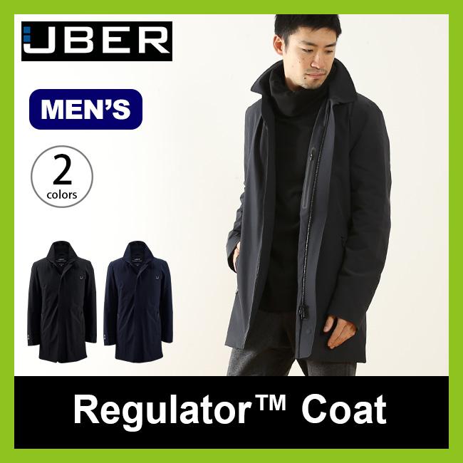 ウーバー レギュレーターコート UBER REGULATOR™ COAT メンズ 【送料無料】 コート アウター ジャケット ビジネスコート 17FW