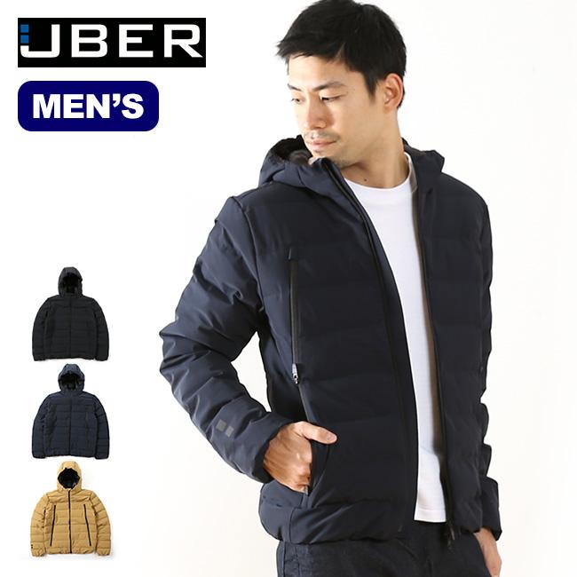 ウーバー レギュレーターダウンジャケット UBER Regulator Down Jacket メンズ ダウンジャケット ダウン ジャケット アウター フードジャケット <2018 秋冬>
