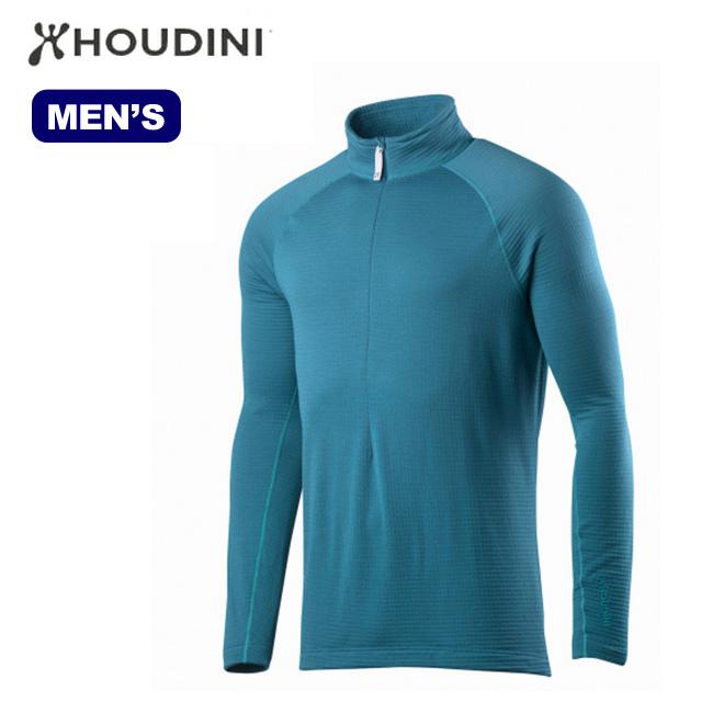 フーディニ ウーラーハーフジップ HOUDINI M's Wooler Halfzip メンズ レディース【送料無料】ミッドレイヤー 17FW
