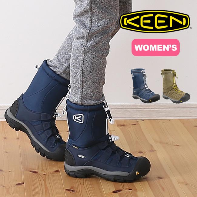 キーン ウィンターポート2 ウィメンズ KEEN Winterport 2 スノーブーツ ウィンターブーツ 長靴 レインブーツ 防水 防寒 アウトドア スキー スノーボード トレッキング 雪山 女性 レディース Womens 新作入荷