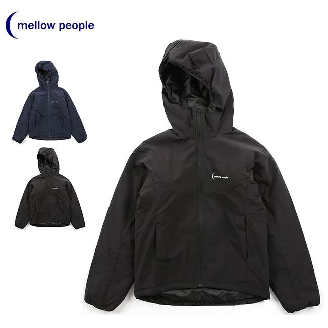 メロウピープル コーストリサーチフラッフィージャケット MELLOW PEOPLE Coast Research Fluffy Jacket メンズ レディース【送料無料】中綿ジャケット 17FW