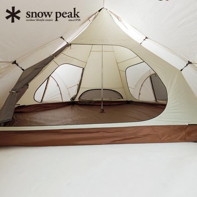 スノーピーク スピアヘッド Pro.L インナーテント snow peak テント <2018 春夏>