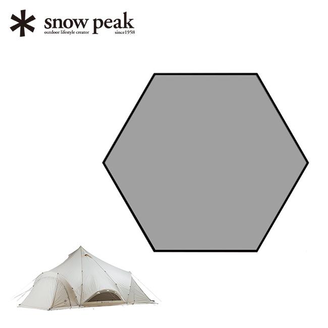 スノーピーク スピアヘッド Pro.L リビングシート snow peak テント インナーマット マット リビングアウトドア