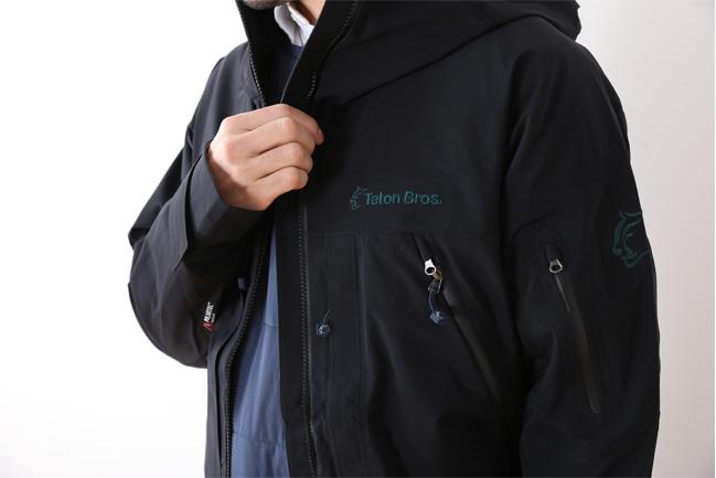 ティートンブロス TB3 ジャケット メンズ TetonBros TB3 Jacket ジャケット TB173-04M  17FW