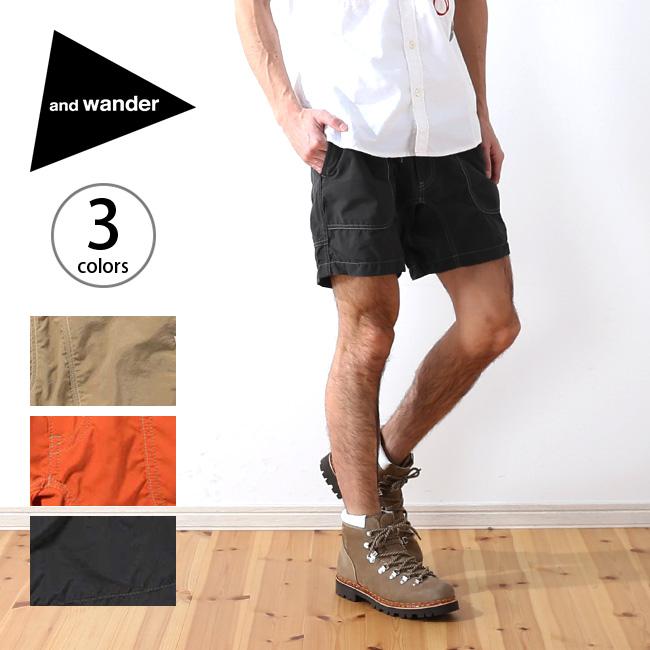 アンドワンダー ナイロンクライミングショートパンツ nylon and wander nylon pants 春夏> climbing short pants メンズ レディース ユニセックス パンツ ショートパンツ クライミングパンツ ボトムス <2018 春夏>, 輸入家具 雑貨 ハイパードリーム:1e4ad111 --- officewill.xsrv.jp