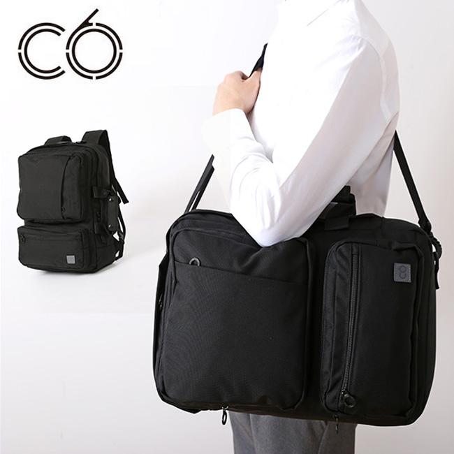 シーシックス セルンウォークバッグ C6 Cern Workbag バックパック リュック バッグ ショルダー ビジネス トラベル ナイロン <2018 春夏>